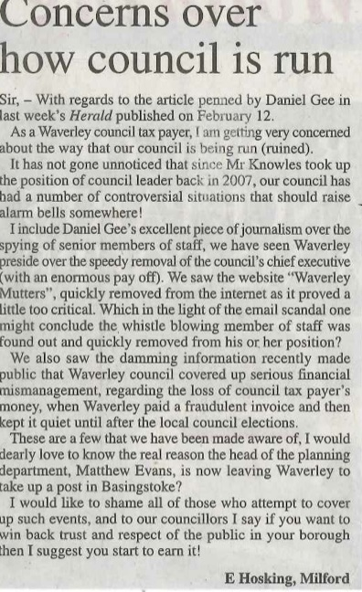 16.02.18 - Concerns over how council is run.jpg